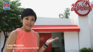 Iklan Nippon Paint Color Creation feat Lucy Wiryono Pemilik Hollycow