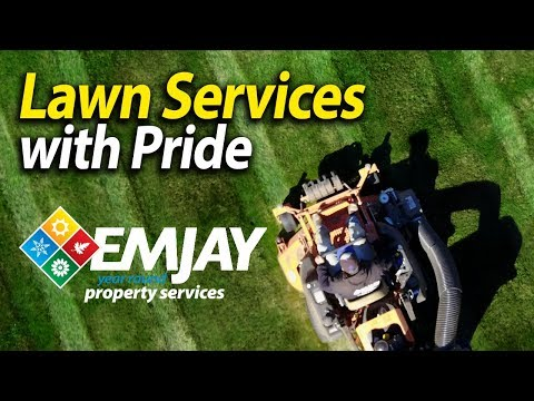 Watertown CT Lawn Services - Emjay property services