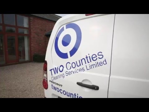 Two Counties Cleaning - Promotional Video