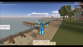 supertyrusland23 spielt roblox 151 Tradelands Atlantis Event
