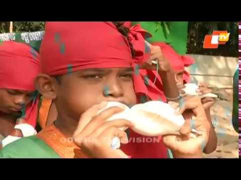 Naveen blows Panchayat poll bugle on BJD foundation day