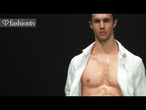 Richard Chai and Alexis Mabille at Men's Fashion Week Singapore 2012 | FashionTV FMEN