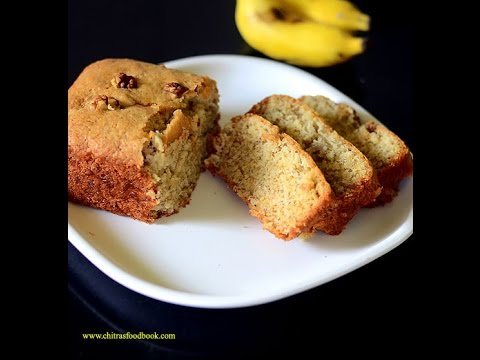 Eggless banana cake recipe eggless banana bread without butter eggless banana cake recipe eggless banana bread without butter forumfinder Image collections
