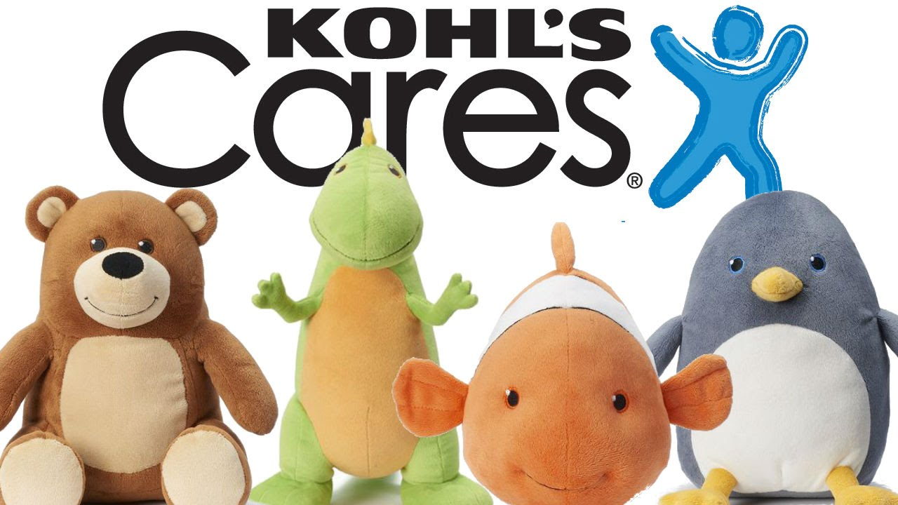Kohl S Cares Plush Review The World Of Selina Yoon Youtube
