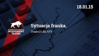 Sytuacja franka - NTV