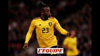 Les buts d'Ecosse-Belgique (0-4) en vidéo - Football - Amical