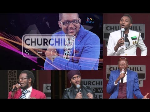 Churchill Show S4 E45: Fathers Day Edition
