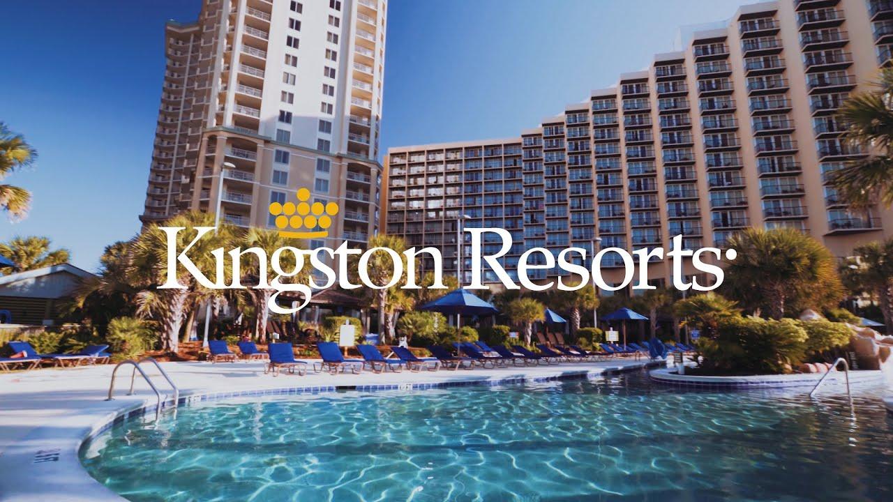 Kingston Resorts Myrtle Beach Youtube