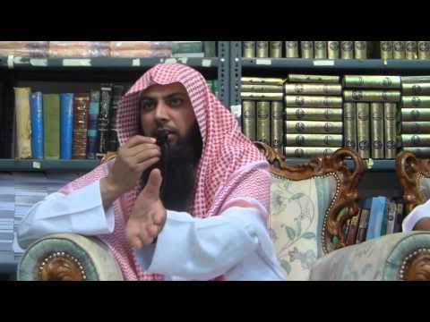 Special Lecture by Sheikh Qari Sohaib Ahmed Mir Mohammadi at IBT-Doha on 15th Mar 2014