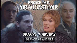 Game of Thrones Season 7 EP1 (Dragonstone) Review, Recap & Predictions