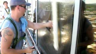Highrise window cleaning experts