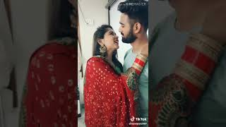 Best tiktok couple ll most romantic & funny couple on tiktok ll husband wife love