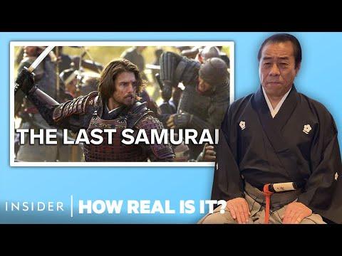 Samurai Sword Master