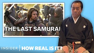 Samurai Sword Master Rates 10 Japanese Sword Scenes In Movies And TV | How Real Is It?
