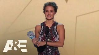 Alicia Vikander Wins Best Supporting Actress -