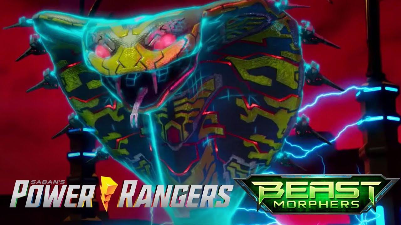 power rangers beast morphers s01e01