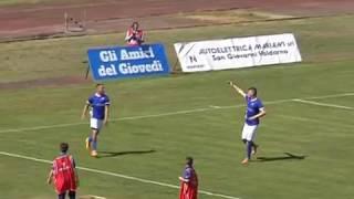 Sangiovannese-Poggibonsi 3-1 Serie D Girone D