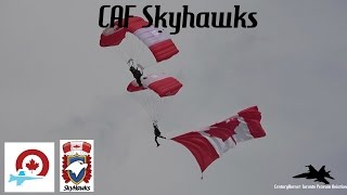 Airshow London 2016- CAF Skyhawks