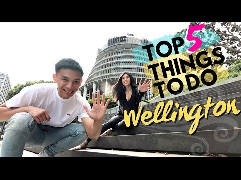 Top 5 Things to do in Wellington