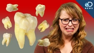 Repeat youtube video The Disturbing Places Teeth Can Grow