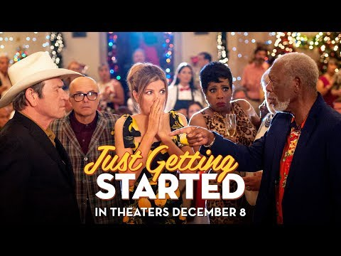 "Just Getting Started (2017) - ""Secret"" TV Spot - Broad Green Pictures"