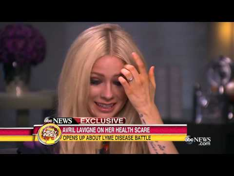 Avril Lavigne Opens Up About Her Struggle With Lyme Disease | Good Morning America | ABC News Mp3