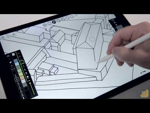 "Morpholio Trace and Shapr3D Create ""Drag'n'Fly"" to Streamline Sketching and Modeling"