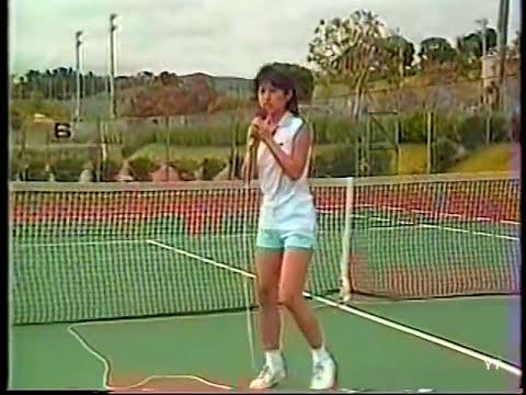 일본인가수 Hiroe Sato (佐藤弘枝) - Sepiairo no Natsu 1985