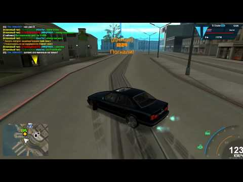 Начало на Titan RPG L Покупка первой машины L Ухожу с Unreal?