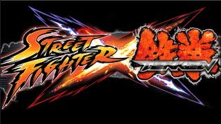 Street Fighter X Tekken HD Gameplay