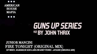 American House Mafia - Guns Up Podcast #2 (Proggresive/Electro House)