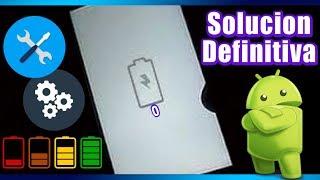 batería se queda en 0% y no carga solución definitiva (sirve para muchos celulares)