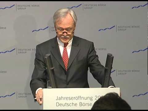 Gruppe Deutsche Börse - Jahreseröffnung 2015 - Rede Dr. Joachim Faber