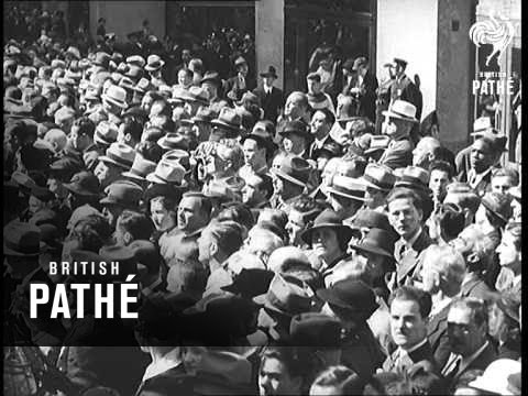 Funeral Of Cardinal Hayes (1938)