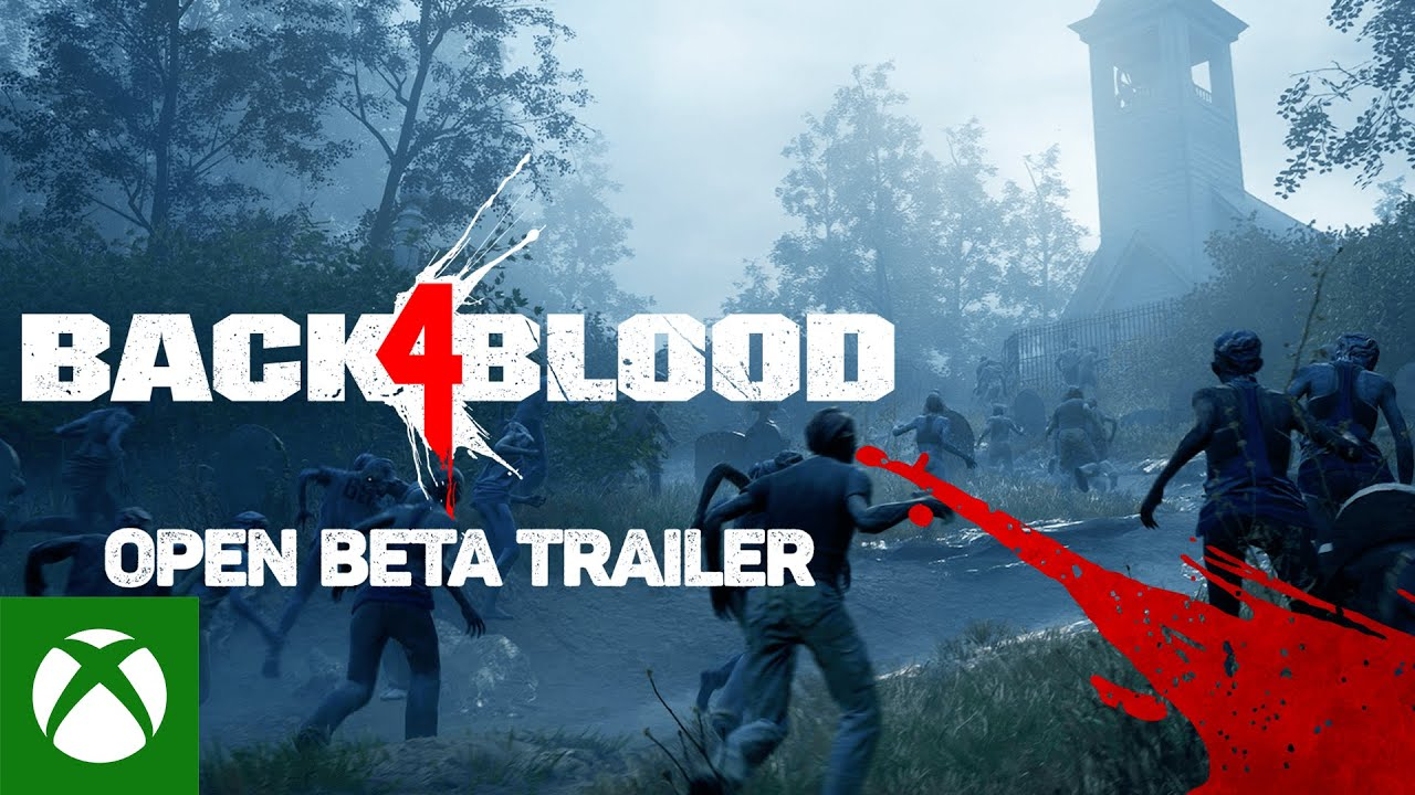 Back 4 Blood - Beta Trailer