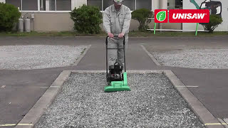 видео вибротрамбовки ammann