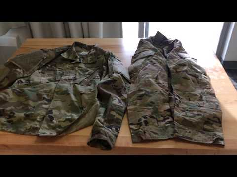 How to tell the difference between multicam and OCP
