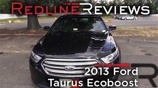 Ford Taurus 2013 Videos
