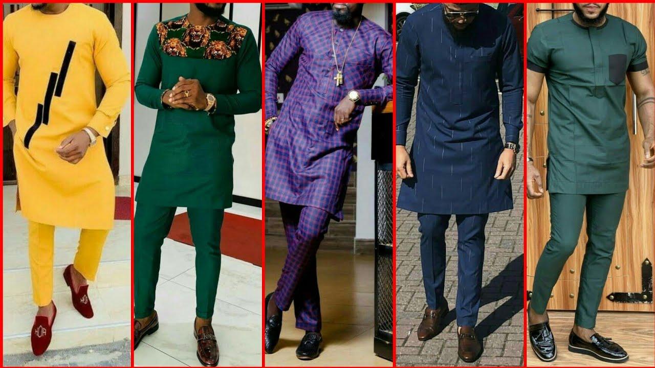 African Men S Dress Ideas Latest Native African Dressing African Dressing Ideas 2020 Youtube
