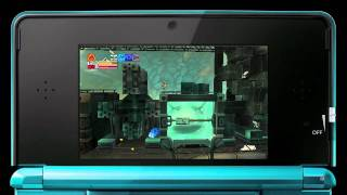 Cave Story 3D (3DS) - Gameplay Trailer