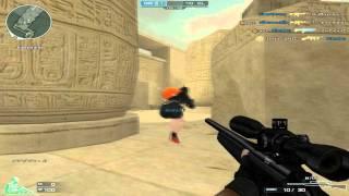 crossfire m700+ anaconda pro gameplay