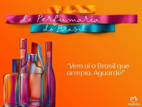 Natura A Casa de Perfumaria do Brasil - Natura - YouTube - photo#34