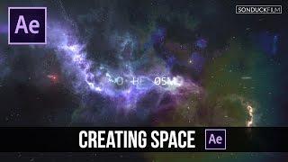 Après les Effets Didacticiel: Création d'un Espace d'Intro ou de la Scène
