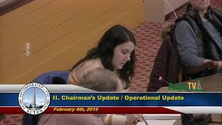 Board of Selectmen 2/4/2019