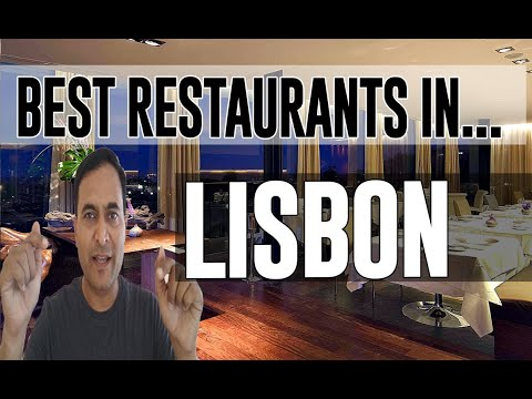 Best Restaurants & Places To Eat In Lisbon, Portugal