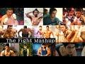 The Fight Mashup - Bollywood Fight Songs Mashup By DJ Dalal London | Karan Visuals | New Mashup