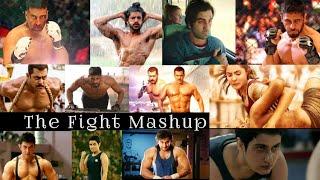 Download lagu The Fight Mashup - Bollywood Fight Songs Mashup By DJ Dalal London | Karan Visuals | New Mashup