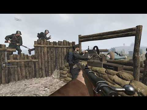 Tannenberg - Dobrudja (New Map Gameplay, Bulgarian Squad) |