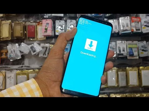 How to downgrade security patch galaxy s8 plus Flash S8 & S8+ Official  Firmware