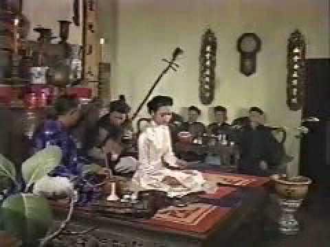 Văn hóa học: Nghệ thuật thanh sắc  hát ả đào